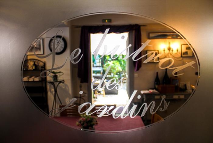 Restaurant Terrasse Bistrot des jardins à Menton (06)